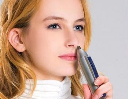 How to get plump and soft lip (trim nose hair)